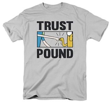 Adventure Time Trust Pound T-Shirt