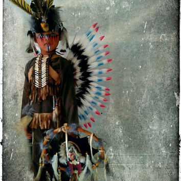 Native American Clothing, Native American Costume, Chief Indian, Indian Clothing, Indian Costume, Feather Wings, Room decoration, Edc, Edm
