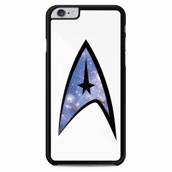 Star Trek Logo Galaxy iPhone 6 Plus / 6s Plus Case