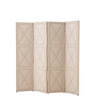 Eichholtz Folding Screen Duchamp S Herringbone Sand