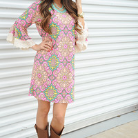 JUDITH MARCH: All For You Dress: Multi
