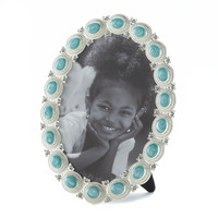 Sea Cabochon Photo Frame 5 X 7