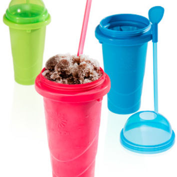 Slushy Maker: Create your own slushy in less than a minute.