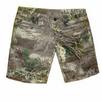 The Game's Women's Cotton Twill Shorts - Max-1