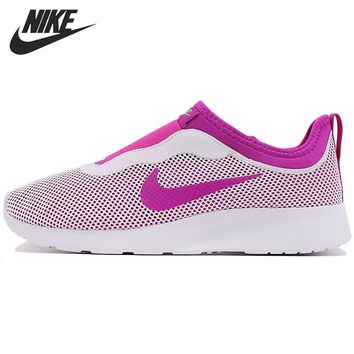 Original New Arrival 2017 NIKE TANJUN SLIP Women's Running Shoes Sneakers