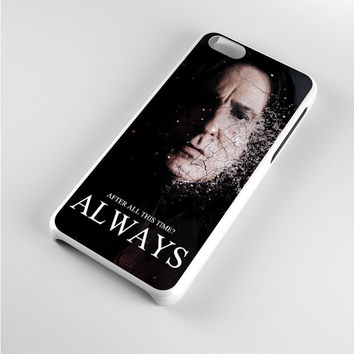 Severus snape always after all this time iPhone 5c Case