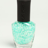 SPLATTER NAIL POLISH BY L.A. GIRL (MINT)