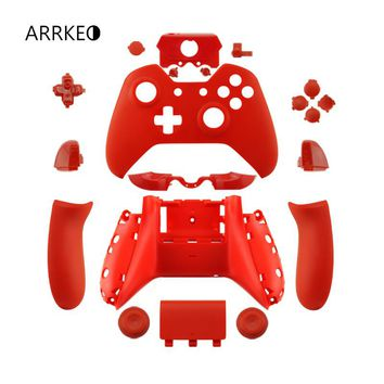 Matt Full Custom With 3.5 mm Audio Heatset Jack Replacement Shell Case ModKit For Microsoft Xbox One Wireless Controller Gamepad