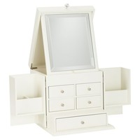 ULTIMATE BEAUTY VANITY, WHITE