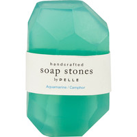 Aquamarine/Camphor Rock Soap - Medium