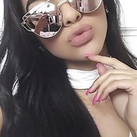 Instant Crush Sunglasses (Rose Gold) | Xenia Boutique | Women's fashion for Less - Fast Shipping