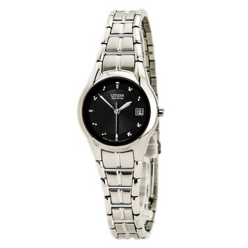 Citizen Women's Eco Drive Dress Watch EW1410-50E