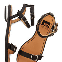 BC Footwear Every Day is Different Sandal in Black