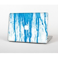 The Running Blue WaterColor Paint Skin for the Apple MacBook Air 13""