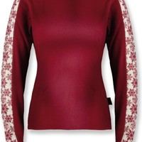 Dale Of Norway Women's Merino Baselayer Crew Neck Top - $52.73 - GearBuyer.com