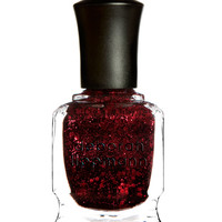 Ruby Red Slippers Nail Lacquer - Deborah Lippmann