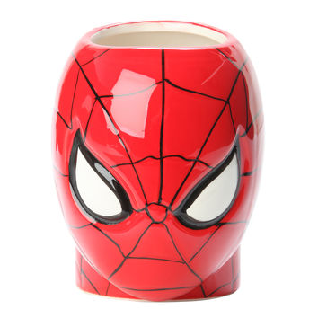 Marvel Spider-Man Figural Mug