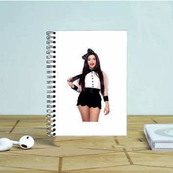 Fifth Harmony Camila Photo Notebook Auroid