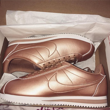 Nike Classic Cortez Leather Sneaker - from Urban Outfitters 11bf79dc52