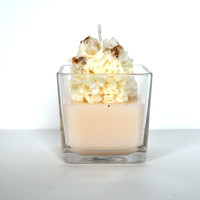 Toasted Marshmallow Gourmet Jar Candle