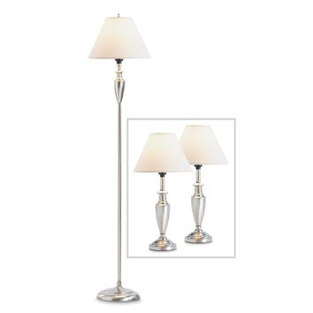 Polished Modern Lamps (Set of 3)