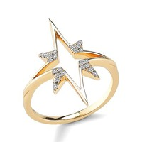 Women's Elizabeth and James 'Astral' Ring - Gold