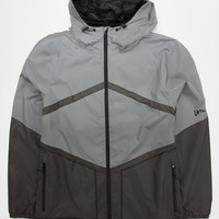 Imperial Motion Reflective Theory Mens Jacket Charcoal  In Sizes