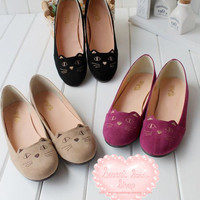 Sweet Soul Shop | Sneaky Kitty Flats | Online Store Powered by Storenvy