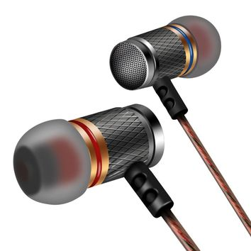 HEADSET BASS STEREO EARBUDS FOR IPHONE