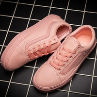 Vans men and women  Casual shoes for Apricot