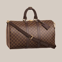Keepall Bandoulière 45 - Louis Vuitton - LOUISVUITTON.COM
