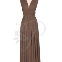 Best Convertible Infinity Bridesmaid Wrap Dress Products