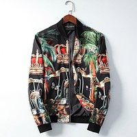 D&G popular Women's Men's Casual Loose Cardigan Jacket Coat