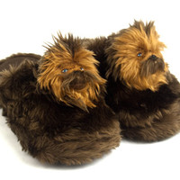 Chewbacca Slippers | Star Wars Slippers | BunnySlippers.com
