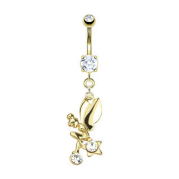 Fairy Navel Ring
