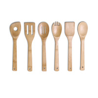 Furnistar Bamboo Kitchen Utensil Tool Set