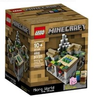 LEGO Minecraft The Village 21105:Amazon:Toys & Games