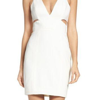 Jay Godfrey Krooger Cutout Dress | Nordstrom