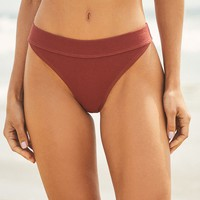 Charlie Holiday Bad Lands High Cut Bikini Bottom | PacSun