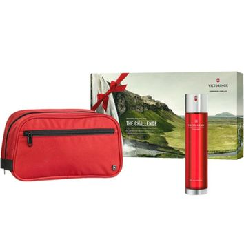 Swiss Army for Women by Victorinox EDT Spray 3.4 oz + Bag Set