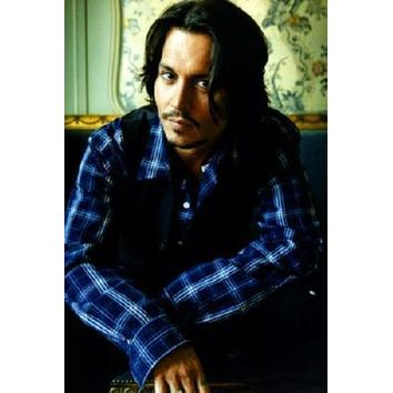 Johnny Depp Poster 11x17 Mini Poster