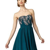 CUSP   Apparel   New Arrivals   Beaded-Feather Party Dress