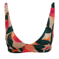 Stone Fox Swim Ziggy Top in La Buena