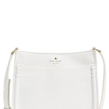 kate spade new york 'orchard street - small hemsley' leather crossbody bag (Nordstrom Exclusive) | Nordstrom