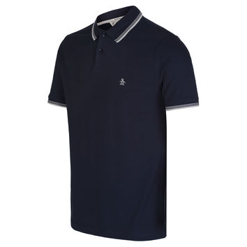 Original Penguin Duo Polo - Dark Blue