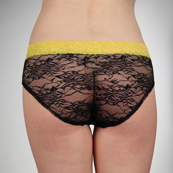 Batman Full Lace Panty