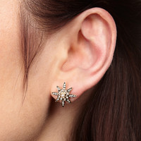 Frost Large Stud Earrings