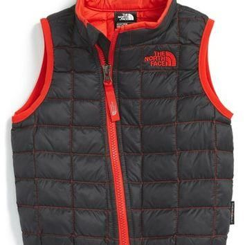 The North Face 'ThermoBall?' PrimaLoft? Water Resistant Vest (Baby Boys) | Nordstrom