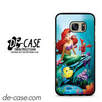 Ariel The Little Mermaid With Friends DEAL-943 Samsung Phonecase Cover For Samsung Galaxy S7 / S7 Edge