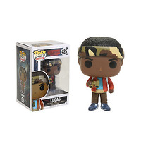 Funko Stranger Things Pop! Television Lucas Vinyl Figure